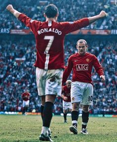 Manchester United Rooney, Manchester United Ronaldo, Manchester United Stadium, Cristiano Ronaldo Manchester, Manchester United Wallpaper, Manchester United Legends, Cristiano Ronaldo Juventus, Premier League, Cr7 Wallpapers
