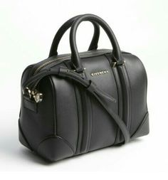 Givenchy  Black Leather