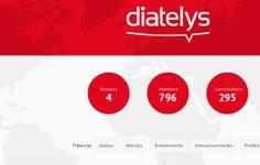 Diatelys - Réseau social des personnes morales