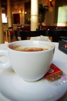 Caffe Pedrocchi - historic cafe in Padova, Italy