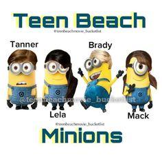 Omgosh! Minions+TBM=AMAZING:)