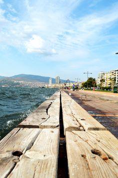 ✿ ❤ Kordon Alsancak, İzmir...
