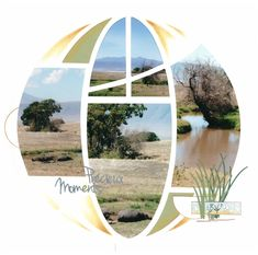 azza Autour du monde - Moments précieux chez les hippos