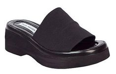 Those Steve Madden Slide-Ins We All Had: Throwback Thursday   Awesomely Luvvie - This is too funny! Why oh why did we think these were cute?!?!?!
