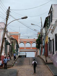 Bolívar, municipio Heres. Ciudad bolivar (Venezuela)