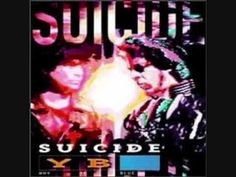 Suicide - Why Be Blue?