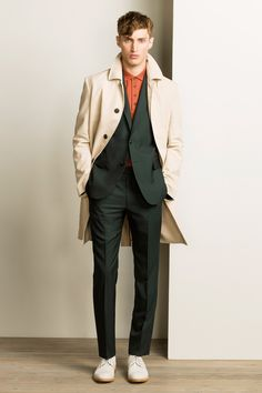 Gieves & Hawkes SS 2016