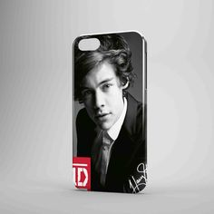 Harry Styles One Direction Cool iPhone Case Samsung Galaxy Case FDL 3D
