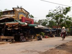 Cho Tong et son marché