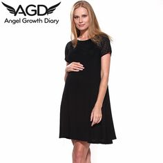 Find More Dresses Information about Spring Summer Pregnant Woman Maternity Dress Black Gauze Sleeve Dress Large Size Maternity Dress European American Fashion,High Quality dress kimono,China dress lucy Suppliers, Cheap dress base from Angel Growth Diary on Aliexpress.com