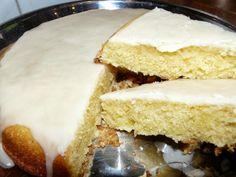 Recettes d'une mère de famille nombreuse: Le Gâteau Nantais, rapide et divin