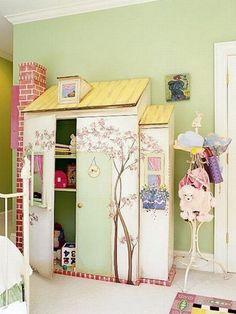 διακόσμηση παιδικού κοριτσίστικου δωματίου με κουνουπιέρα - Αναζήτηση Google