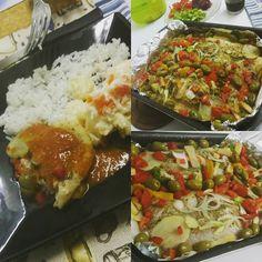Janta light: cada vez mais não me surpreendem meus dotes culinários  #tilapia #peixe #fish #culinaria #instafood #pornfood