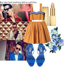 """""""Brendon Urie"""" by ira-mestani on Polyvore"""