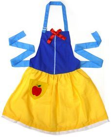 Snow White Apron