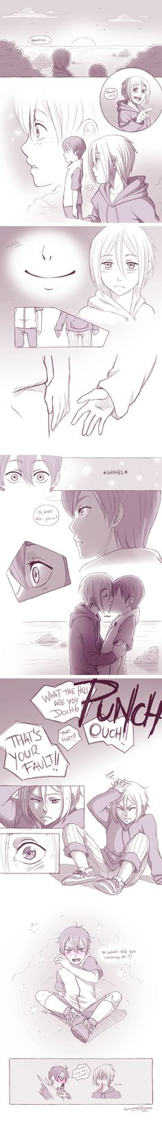 The Sight (RinHaru Mini-Doujin) by *SorceressDream on deviantART