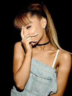perfection, ariana, and grande image