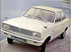 1967 Vauxhall Viva (by Opal) also sold in Australia as a Holden HB Torana.  v@e.