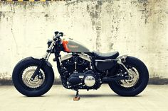 Custom Sportster by Hidemo