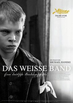 the white ribbon [das weiße band, eine deutsche kindergeschichte] / michael haneke // 2009