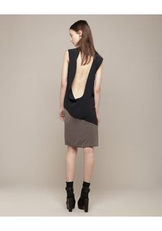 VPL Marsupal Shift Dress