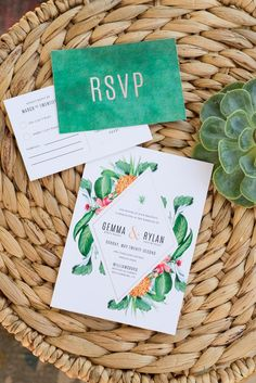 Giving back wedding invitations  | Meredith Ryncarz Photography | see more at http://fabyoubliss.com