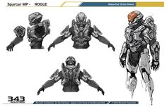 THE HUBBELL TELESCOPE: Halo 4 Concept Art