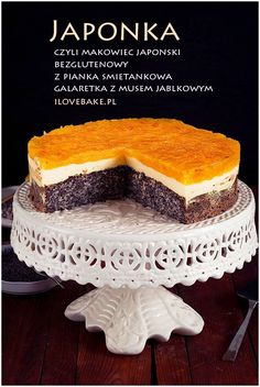 Polish Recipes, Food Cakes, Homemade Cakes, Vanilla Cake, Tiramisu, Cake Recipes, Food And Drink, Baking, Ethnic Recipes