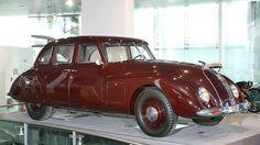 Project Heinkel: Auto-Union Streamliners