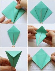 Grullas de origami 5