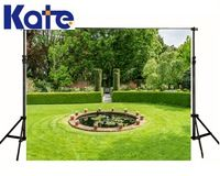 Kate Digital Printing Photo Backdrop  All Nature Scenery  Backgrounds For Photo Studio Tree Meadow Family Garden For Children