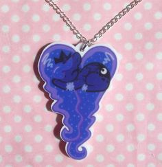 Hey, I found this really awesome Etsy listing at https://www.etsy.com/listing/188358178/princess-luna-my-little-pony-friendship
