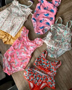 7807d6d3263eb Fifteen Swimsuits for Girls | Thrifty Littles. cat | thrifty littles ·  LITTLE STYLE · liveloveblank.com, Live Love Blank fashion style blog, ...