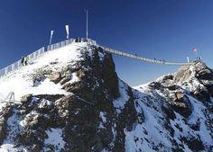 Szczyt Spacer przez Tissot, Szwajcaria