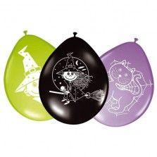 Heksenfeestje ballon