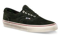 8a44b3f62034 Curren Caples Vans Era Pro (dark green)