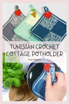 Hand Crochet, Crochet Hooks, Crochet Baby, Free Crochet, Crochet Flower, Tunisian Crochet Patterns, Crochet Patterns For Beginners, Knitting Patterns, Knitting Ideas