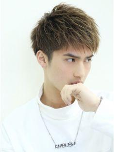 【メンズショート】爽やかツーブロックナチュラルショート Androgynous Haircut, Boy Hairstyles, Asian Style, Haircuts For Men, Salons, Short Hair Styles, Hair Cuts, Hair Beauty, Mens Fashion