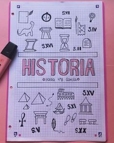 Bullet Journal School, Bullet Journal Ideas Pages, Bullet Journal Inspo, Beautiful Notes, Pretty Notes, Lettering Tutorial, Hand Lettering, Project Cover Page, Ariana Grande Drawings
