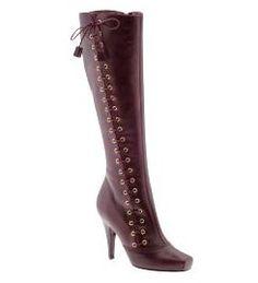 bondage boots