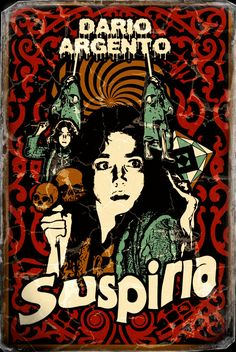 Suspiria - supposed to be a great movie, I didn't see all of it - I did see the TV commercial for it as a kid and I couldn't sleep at all after that...