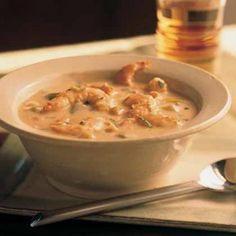Thai Shrimp Bisque | Healthy Recipes Center #best #soup #healthy
