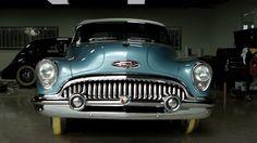 Restoration of the 1953 Buick Skylark Convertible
