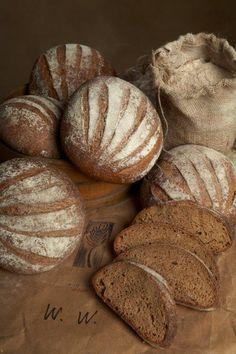 La Farm Bakery:  100% Whole Wheat Artisan Bread - Recipes - Euphoria Greenville