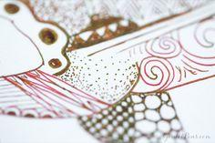 Goulet Pens Blog: Monday Matchup #27: Platinum Balance Green in Medium with J. Herbin 1670 Rouge Hematite