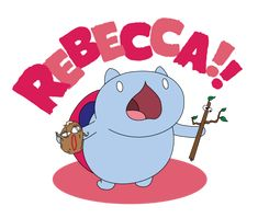 CATBUG, and his voice is so cute too!!!