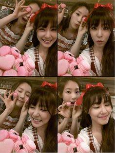Taeyeon và Tiffany: Chúng tôi có một tình bạn đẹp - TinNhac.com