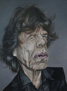 Caricatura de Mick Jagger.FOLLOW THIS BOARD FOR GREAT CARICATURES OR ANY OF OUR OTHER CARICATURE BOARDS. WE HAVE A FEW SEPERATED BY THINGS LIKE ACTORS, MUSICIANS, POLITICS. SPORTS AND MORE...CHECK 'EM OUT!! Anthony Contorno Sr