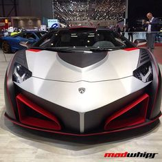 Nimrod Aventador Follow @whipdaddy For More Insane Exotics From Around The @whipdaddy #GenevaMotorShow #Geneva2016 #Lamborghini #Aventador #LamborghiniAventador #Nimrod