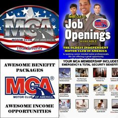 Are you serious about taking your income to the next level but you don't know how...  - No resume needed - No previous experience required - Full Support & training provided  Basically you have a chance to still make a great living if you have drive and determination  Ave $500 - $800 Plus per week after training and following training  For more information please visit, WWW.MCA247BENEFITS.COM